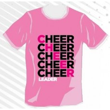Cheer,Cheer,Cheerleading T-shirt